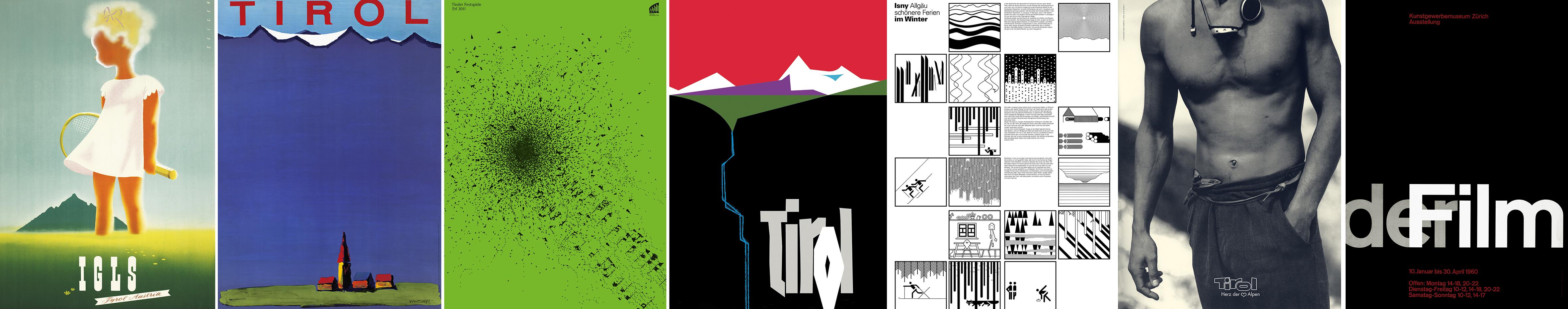 Plakatreproduktionen von Arthur Zelger, Ernst Insam, Kurt Markus, Circus, TL Aicher, Josef Müller-Bockmann uvm in Formaten 50x70 und größer