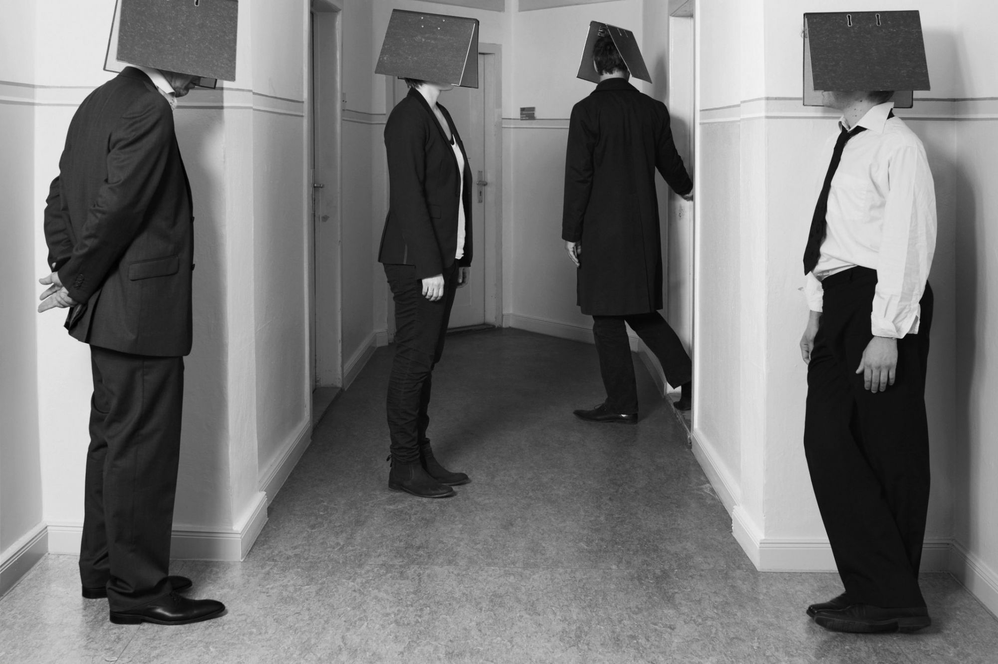 Bild: Gorillas Improvisations-Ensemble