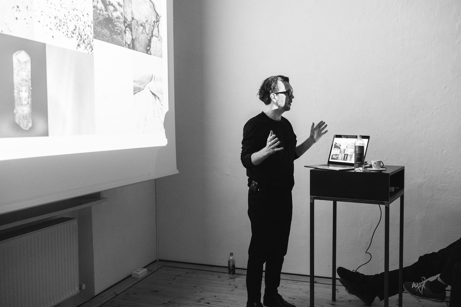 Vortrag Matthias Frodlund/Snohetta