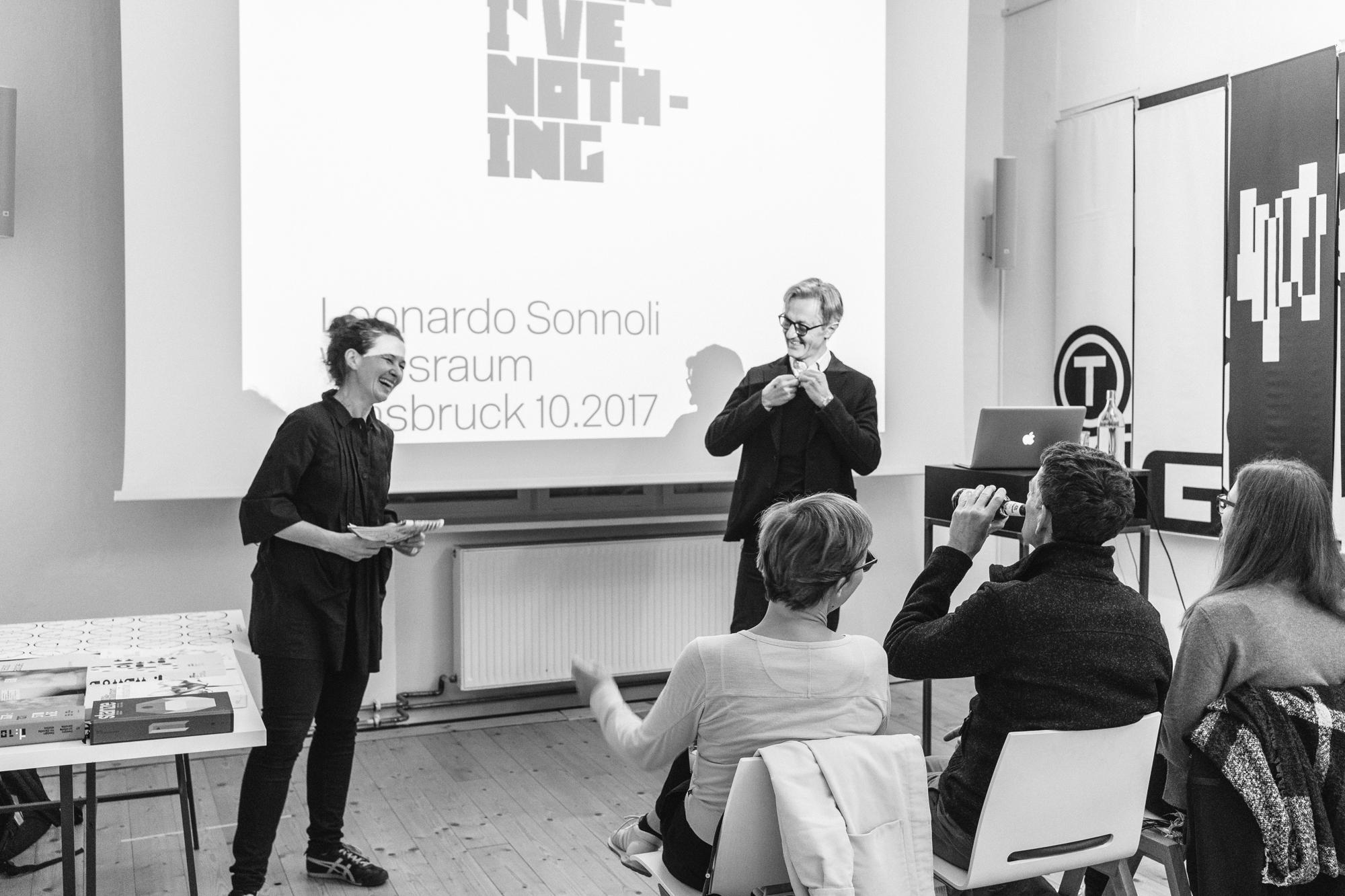 Vortrag Leonardo Sonnoli