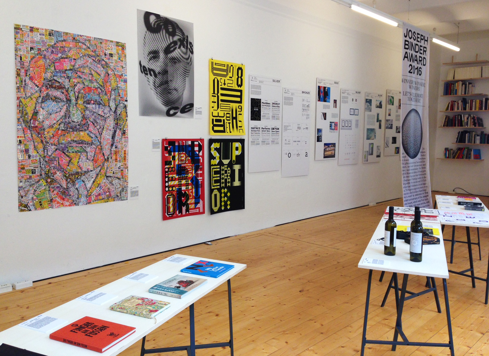 Ausstellung Josep Binder Award