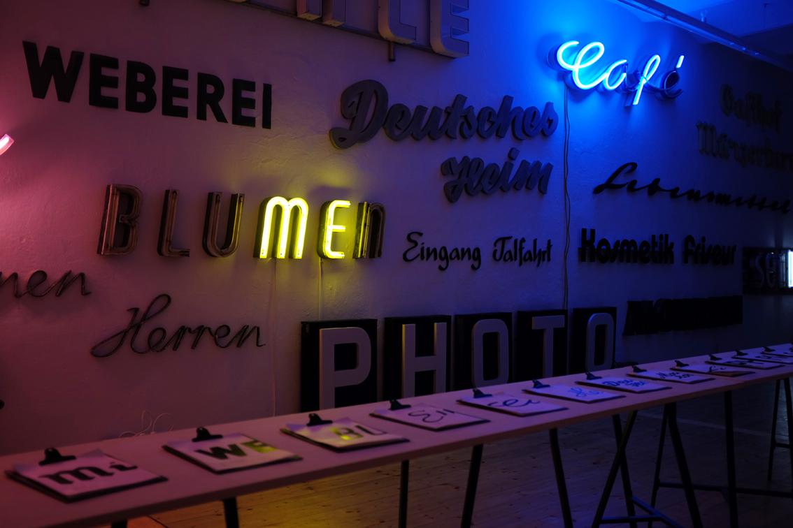 Ausstellung Urbantypes
