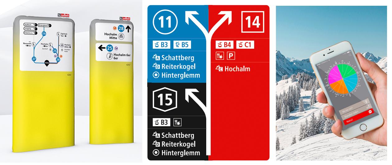 Grafiken: Moniteurs/Berlin, Motas/Kematen, Snøhetta/Innsbruck