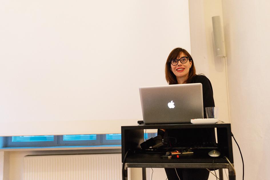 Vortrag Anette Lenz