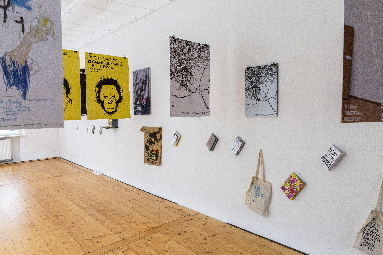 Ausstellung 20 Jahre Premierentage visuell