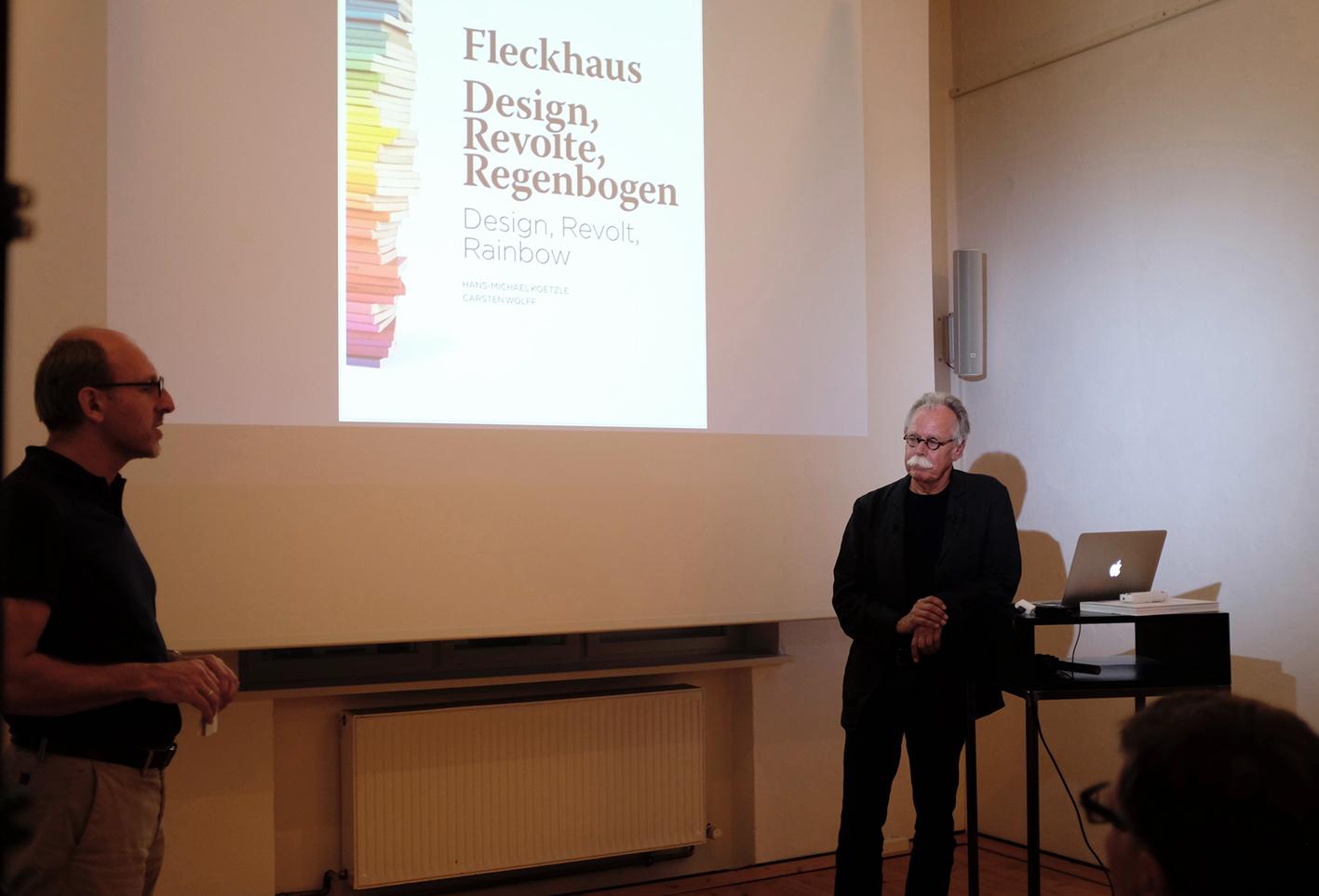Vortrag Hans-Michael Koetzle