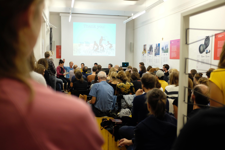 Vortrag und Diskussion Design of Change
