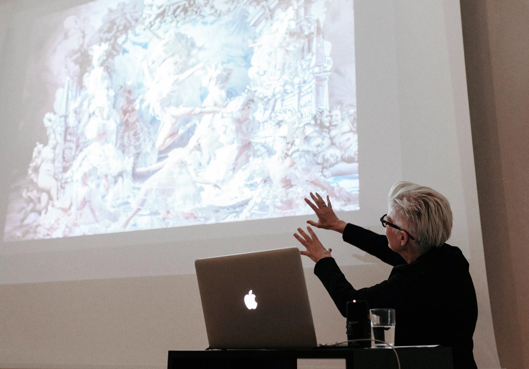 Vortrag Inge Prader