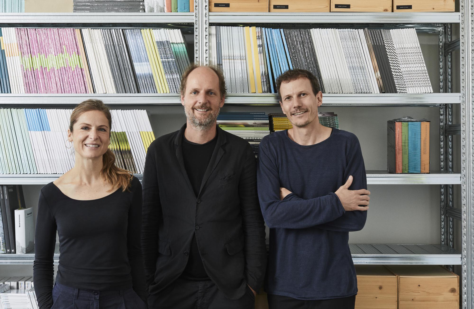 CIRCUS: Michaela Posch, Andreas Schett, Klaus Mayr.  Foto: Alexander C. Kofler